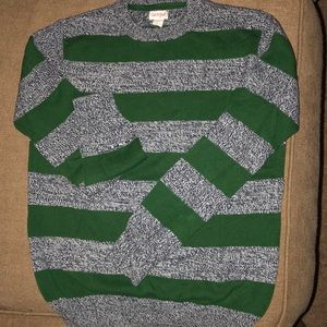 Boys sweater-worn once.  Excellent condition